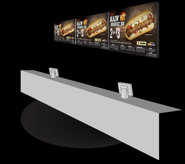 RevelDigital - Digital Signage for Quick Servce Restaurants